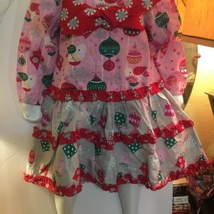 Jelly the Pug 2T dress